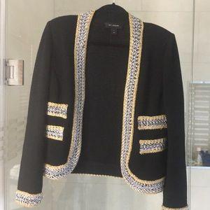 St. John jacket in black sz 6